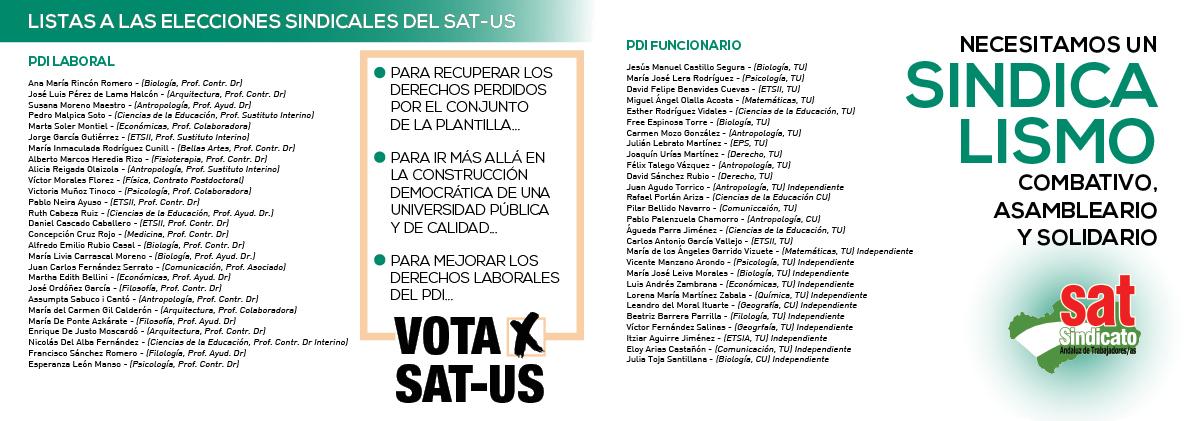 Díptico Elecciones sindicales SAT-US2
