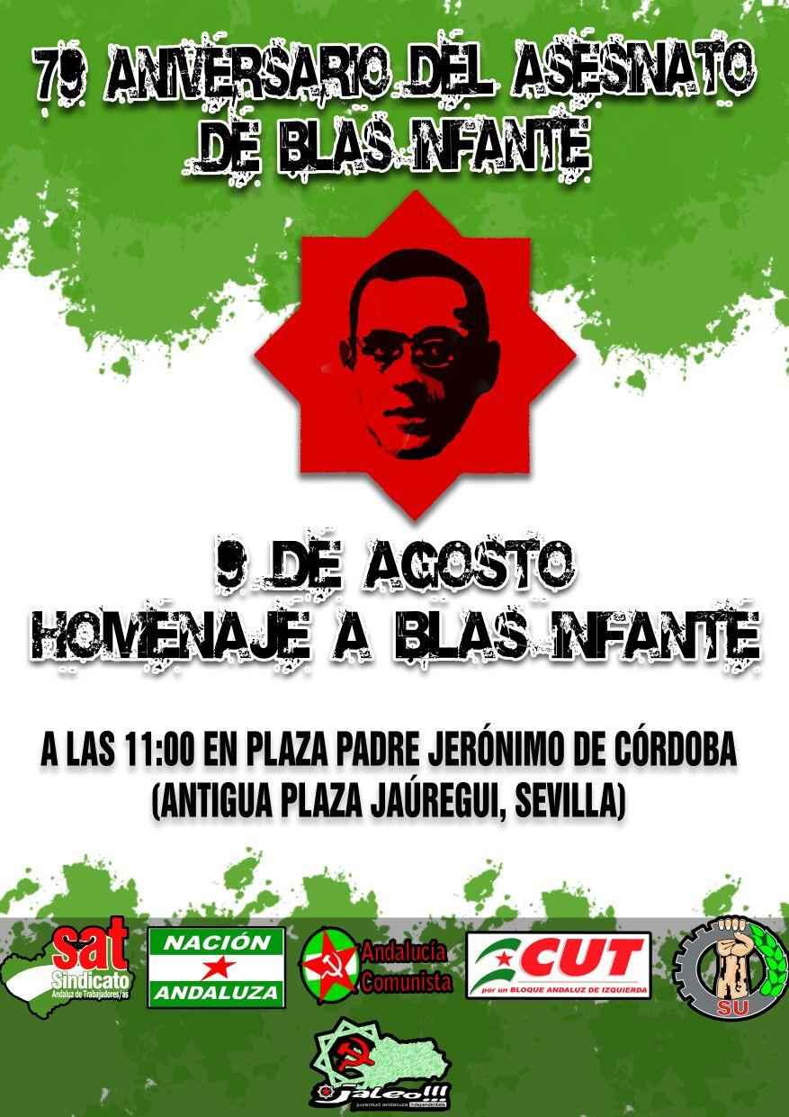 79º Homenaje Blas Infante