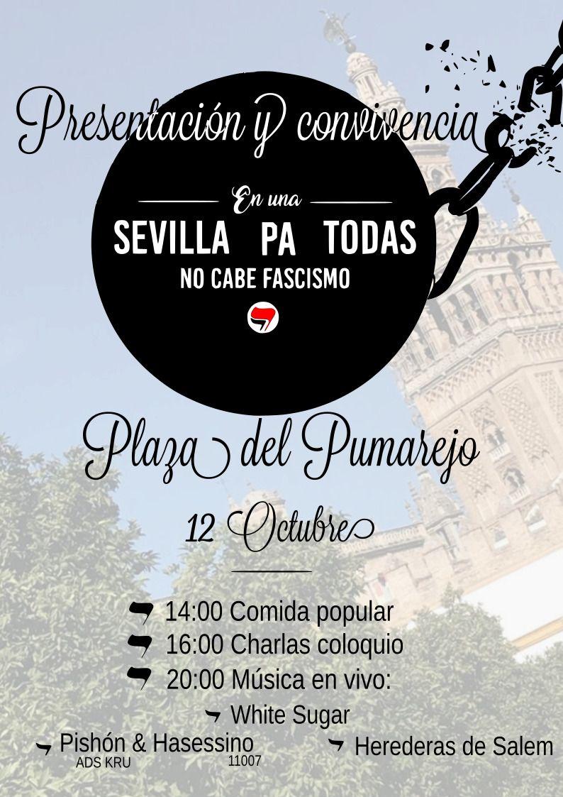 Cartel de Sevilla pa todas